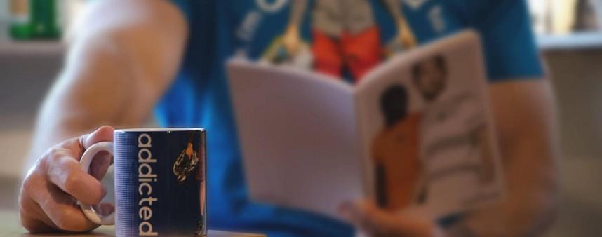 PIKOBELLO Casuals - Kurze Kaffeepause dann geht's weiter mit dem Versand